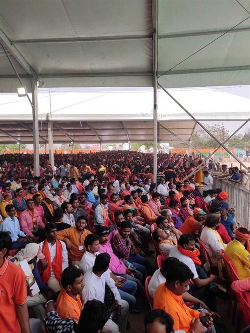 PM Narendra Modi Public Meeting In West Bengal