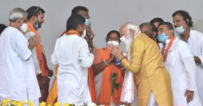 News In Photos (24 March 2021) | Photos Of Top News Today - Oneindia Gallery