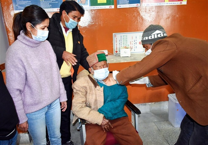 2nd Phase Of COVID-19 Vaccination Across India, 10/03/2021