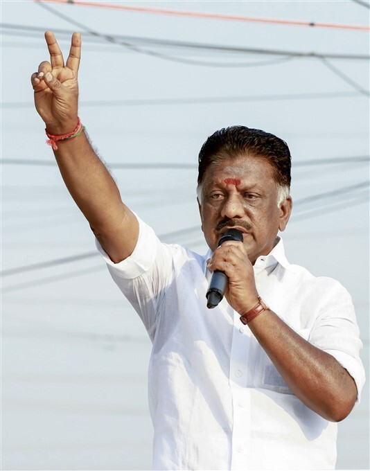 AIADMK Election Campaign Across India