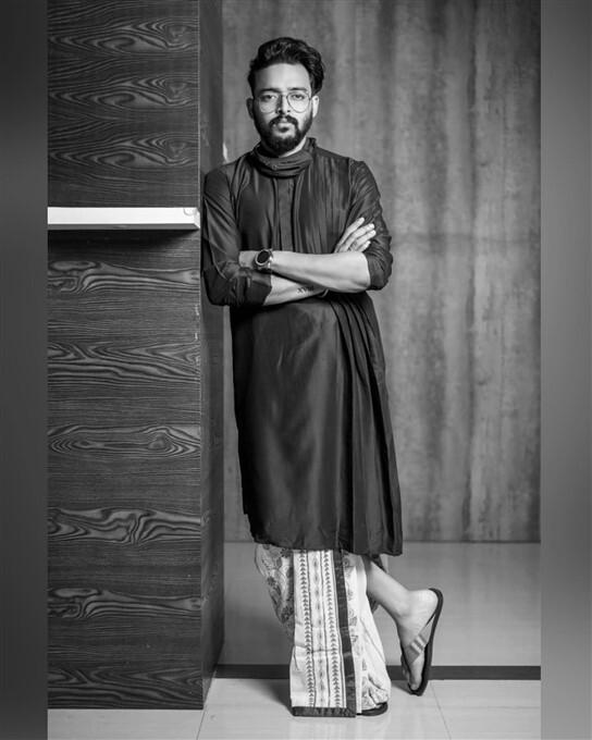TMC Leader Saurav Das