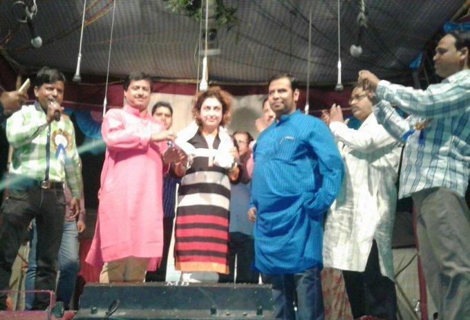 TMC Leader Shatabdi Roy