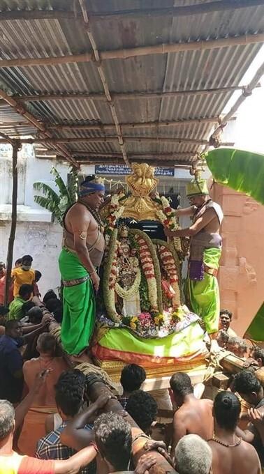 திருப்பரங்குன்றம் சுப்ரமணியசாமி தெய்வானை திருக்கல்யாணம்