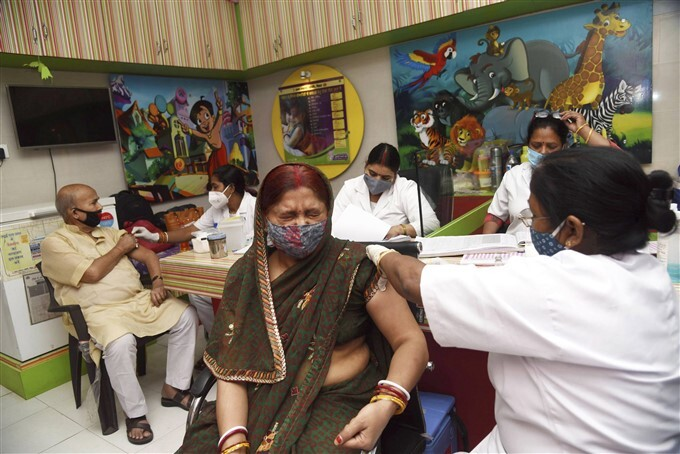 3rd Phase COVID-19 Vaccine Across India