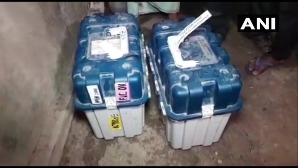 EVMs And VVPATs Machine Found At TMC Leader Residence In West Bengal