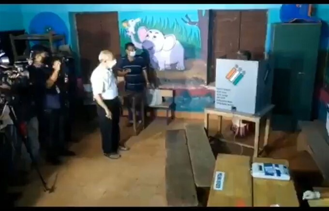 Kerala Assembly Elections - Polling