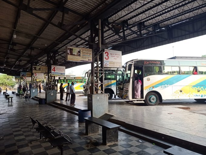 KSRTC And BMTC Transport Employees Strike In Karnataka