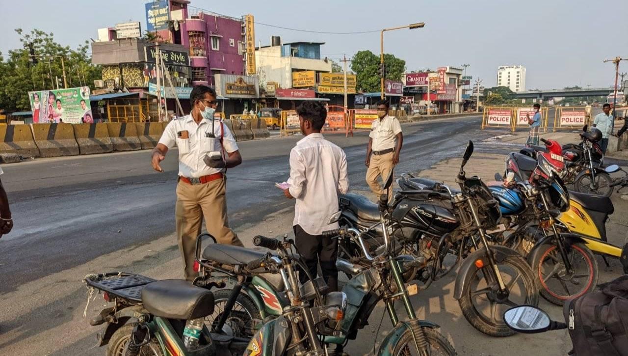 Weekend Complete Lockdown In Tamil Nadu
