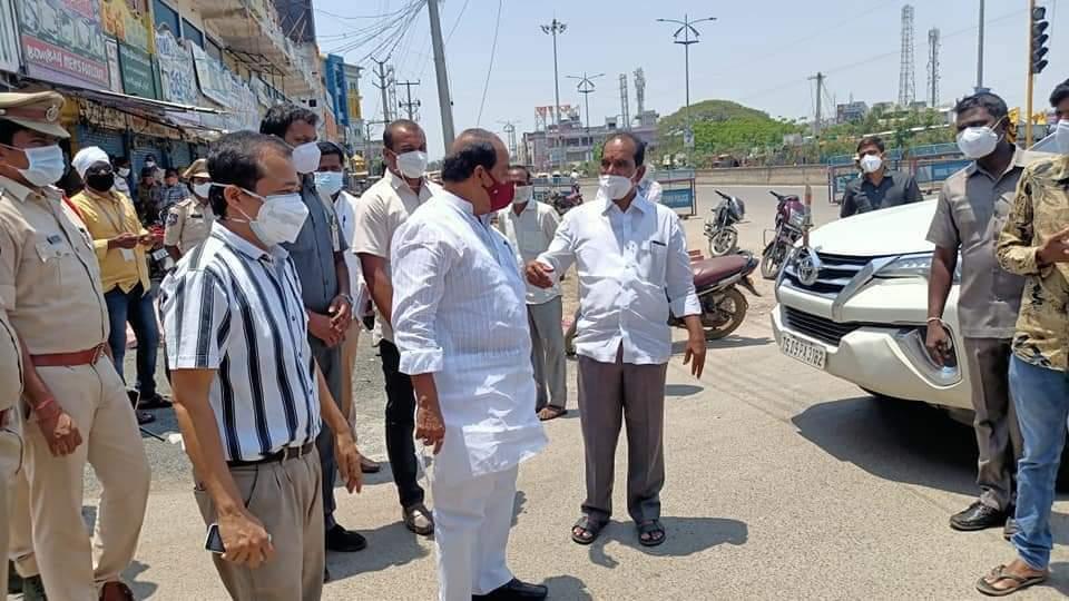 10-days Lockdown In Telangana