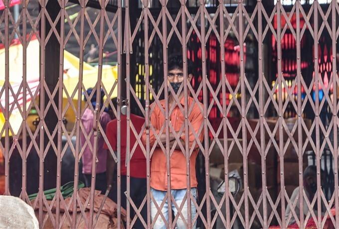 ಚಿತ್ರಗಳು: ನವದೆಹಲಿಯಲ್ಲಿ ಲಾಕ್ಡೌನ್ 2.0