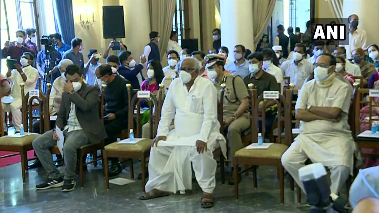 43 MLAs Swearing In Ceremony Of Mamata Banerjee Cabinet Ministers