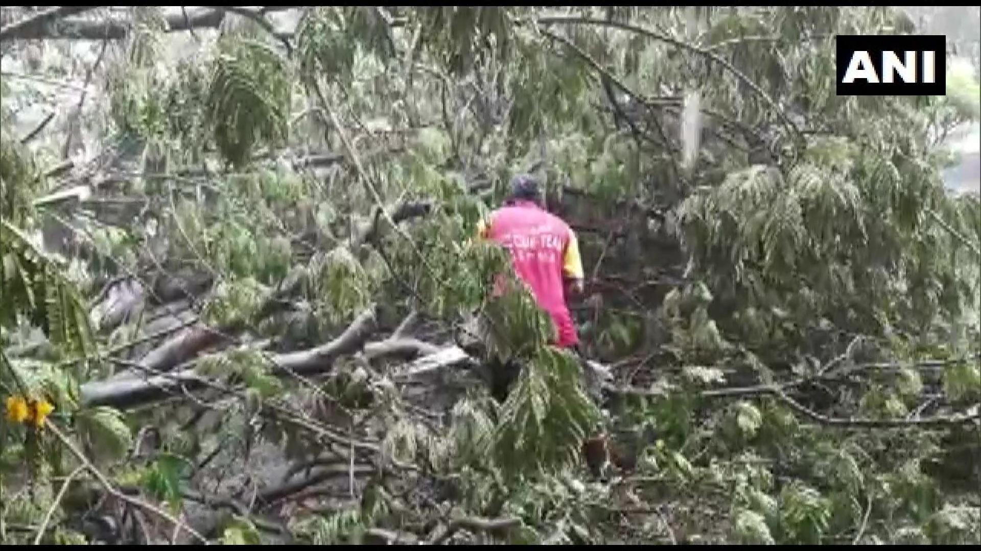 Cyclone Tauktae 2021 photos