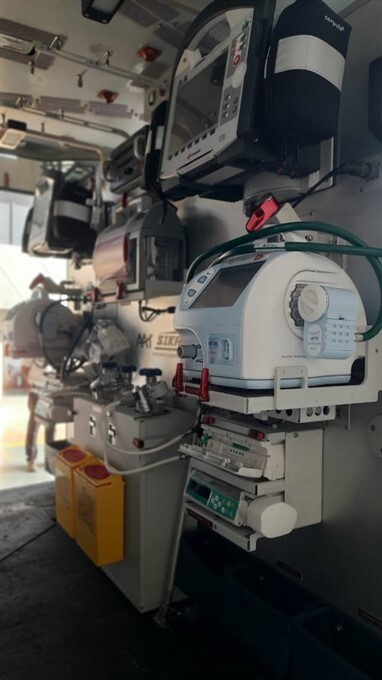MICU Has Been Installed Onboard ALH Mk III By HAL
