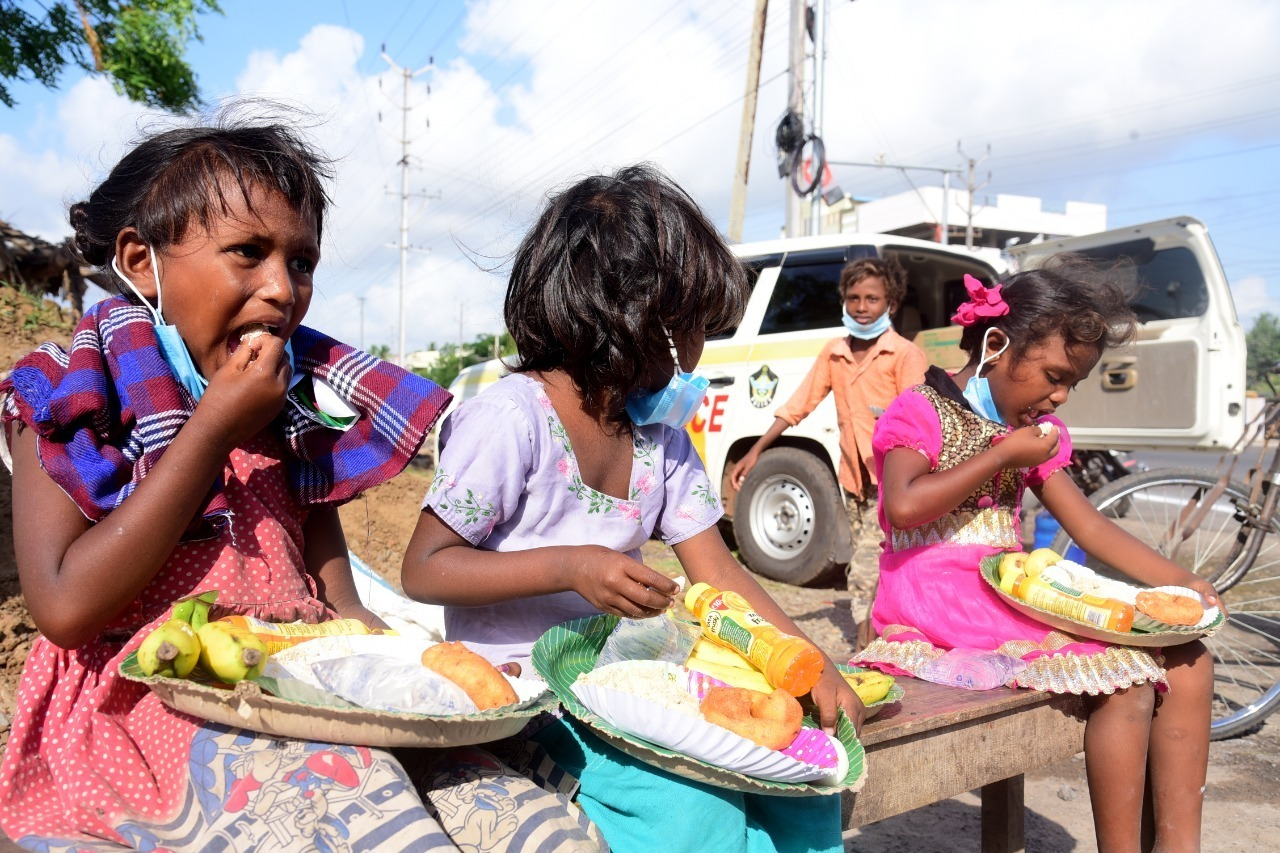 AP Police Conduct Operation Muskaan To Protect Street Homeless Children