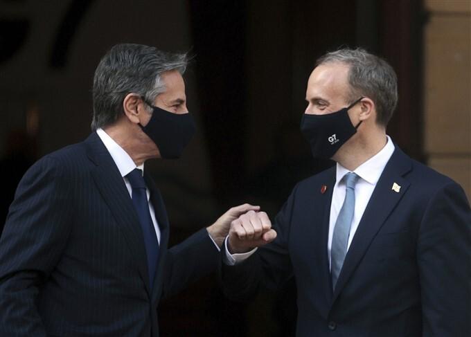 Virtual G7 Meeting 2021