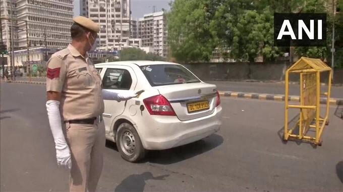 COVID-19 2nd Wave: Lockdown In New Delhi