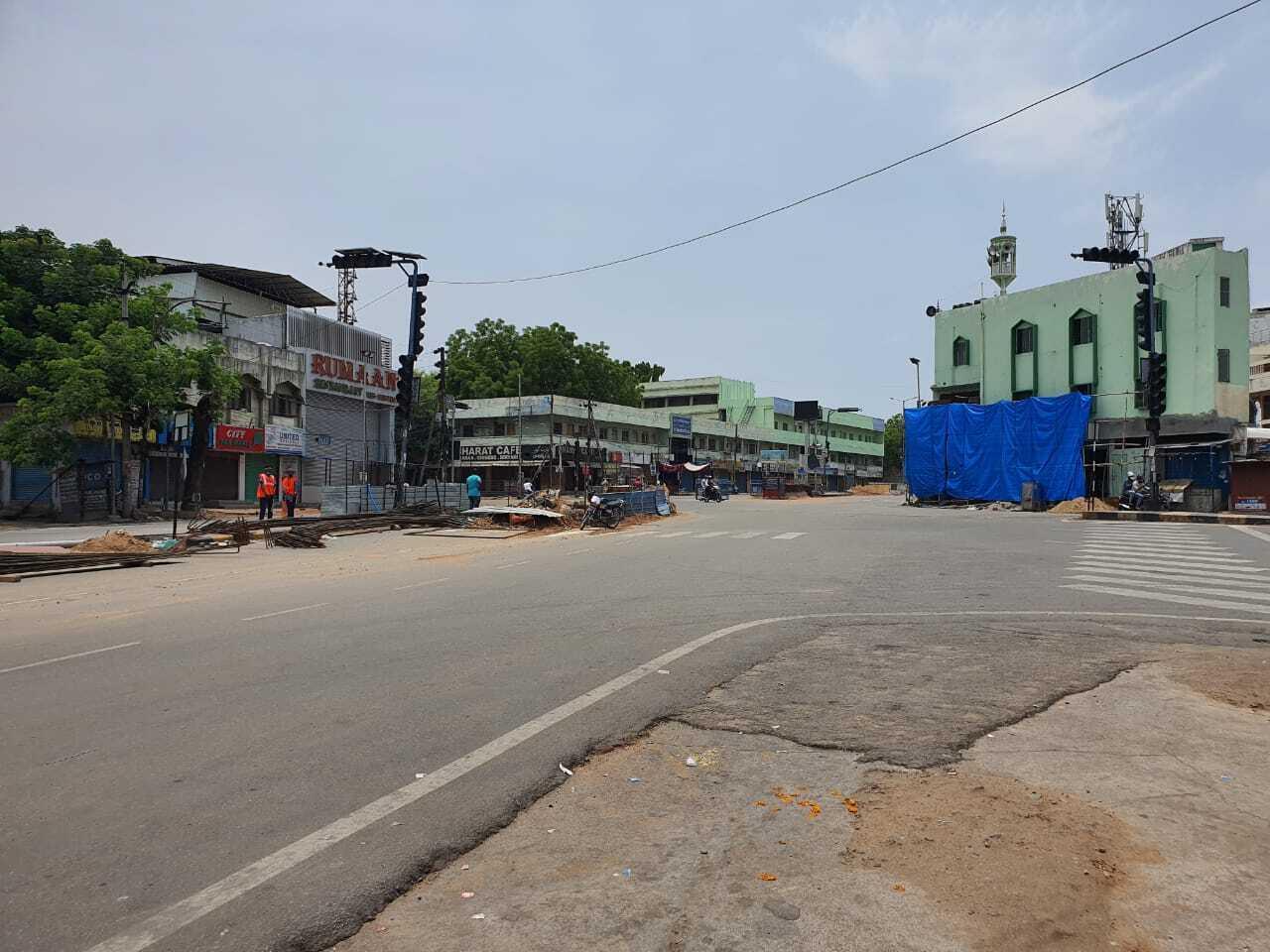 ലോക്ക്ഡൗണില് ഹൈദരാബാദ്- ചിത്രങ്ങള് കാണാം