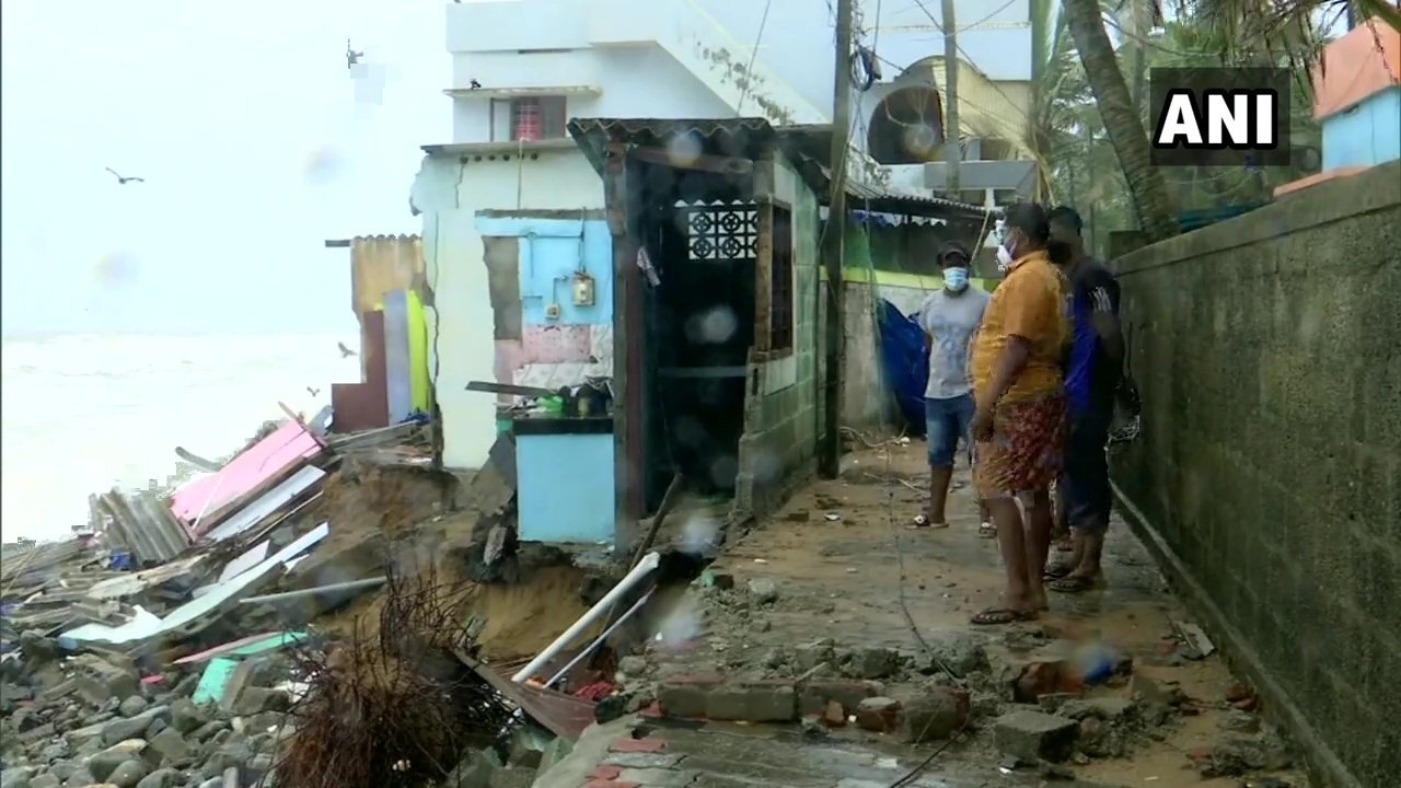 Cyclone Tauktae: Damages Caused Due To Cyclone In Kerala