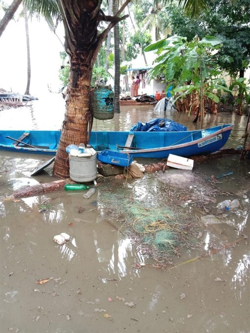 Cyclone Tauktae: Heavy Rain In Kerala