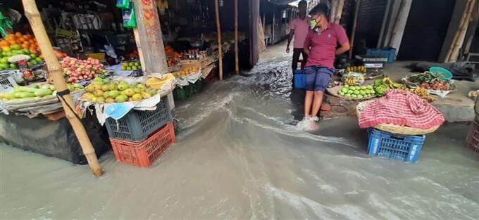 Cyclone Yaas 2021
