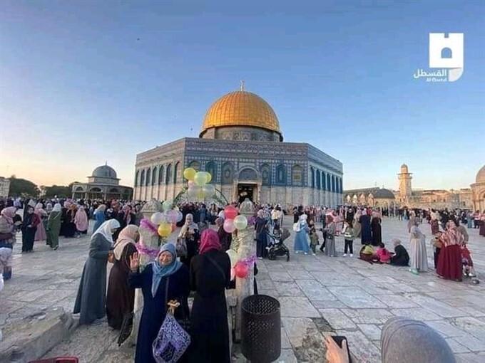 Eid-Ul-Fitr Celebrations Across World, 2021
