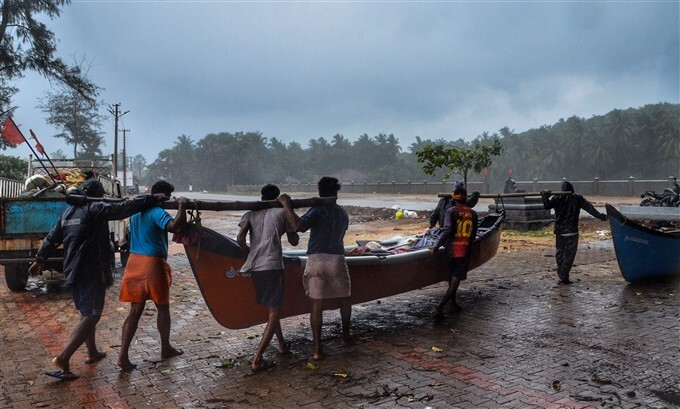 Cyclone Tauktae: Heavy Rain In Karnataka