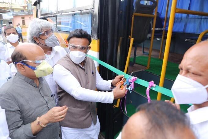 Health Minister K Sudhakar Inspected Health Facilities In Haveri District