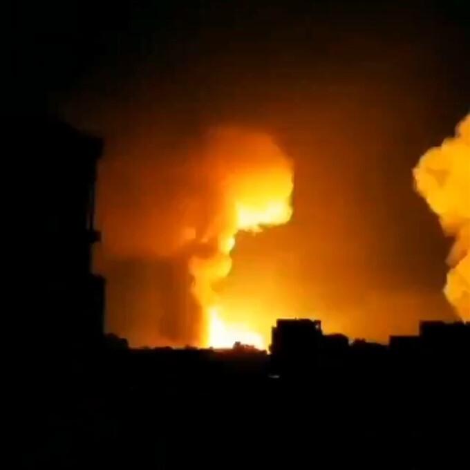 Israel-Gaza Attack
