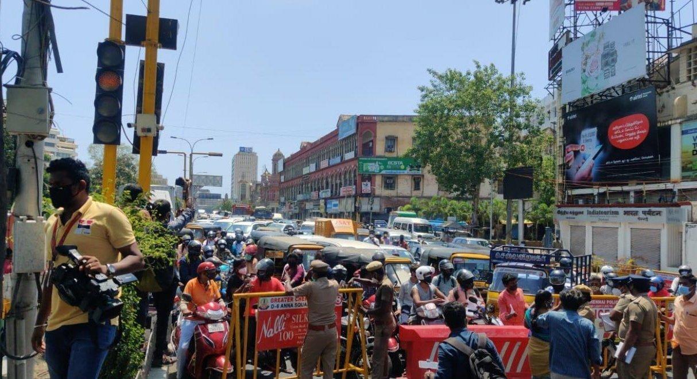Lockdown 2.0: Complete Lockdown In Chennai