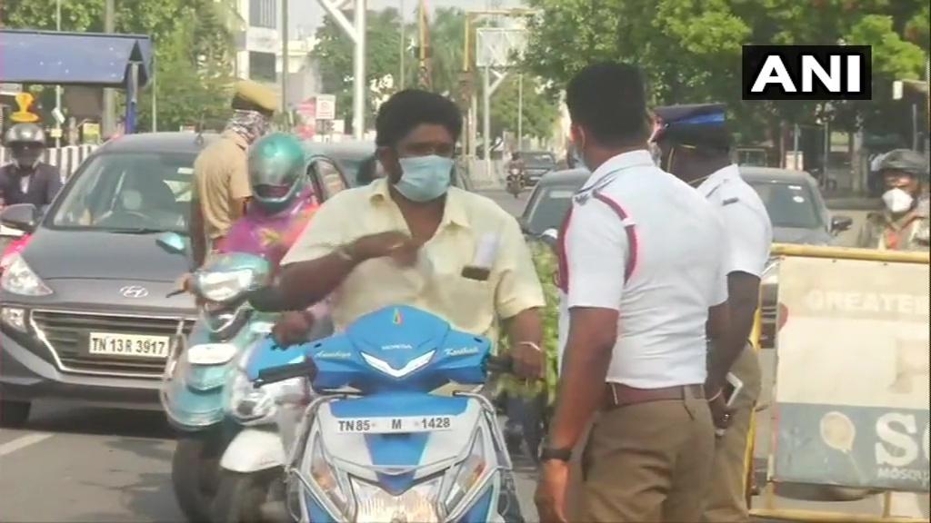 Lockdown 2.0: Week Long Lockdown Imposed In Tamil Nadu Till May 31