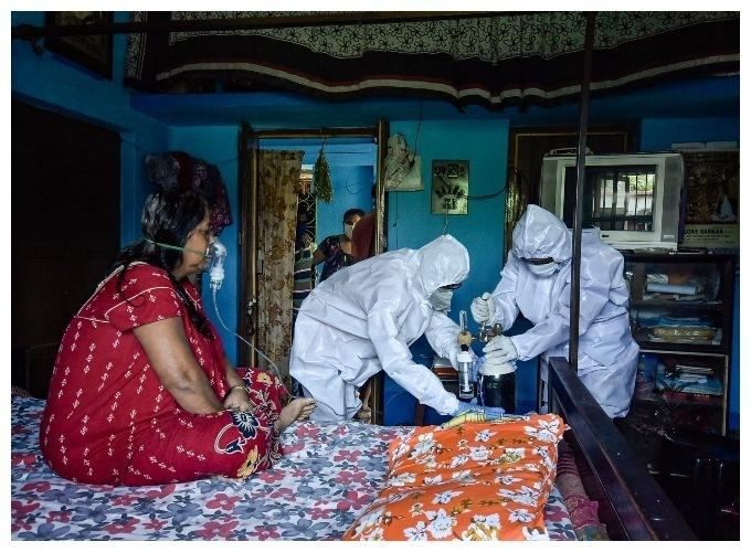 രോഗികള്ക്ക് ഓക്സിജന് ലഭ്യമാക്കാന് സാധിക്കുന്ന ഓക്സിബസ് ബെംഗളൂരില് റെഡി: ചിത്രങ്ങള് കാണാം