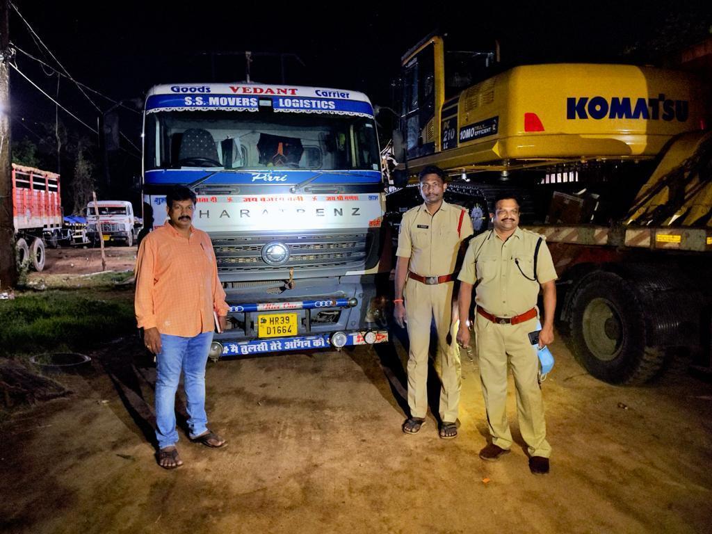 Oxygen Tanker Arrives At Vijayawada Govt General Hospital