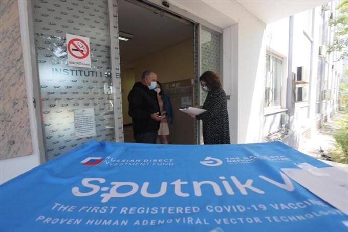 Russian's Covid Vaccine Sputnik V Arrives In Hyderabad