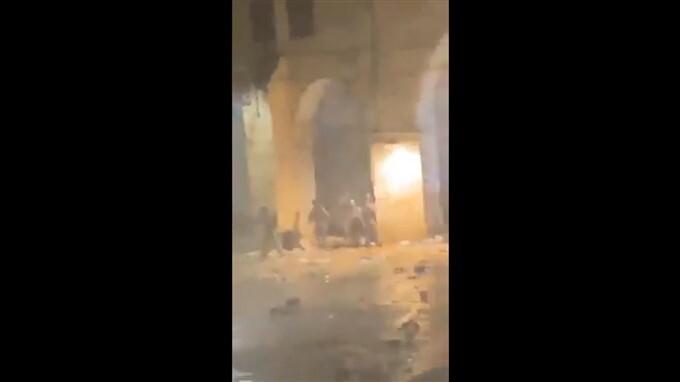 Terror Attack In Palestine