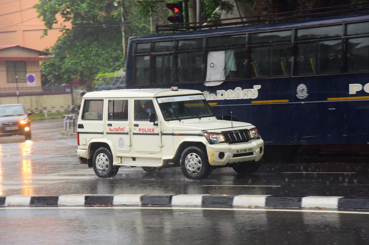 కేరళలో నైరుతీరుతుపవనాల ఎఫెక్ట్: రాష్ట్రవ్యాప్తంగా వర్షాలు