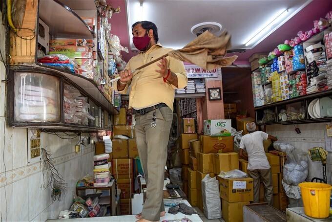ಚಿತ್ರಗಳು: ದೆಹಲಿಯಲ್ಲಿ ಕೊರೊನಾ ಅನ್ಲಾಕ್ ಪ್ರಕ್ರಿಯೆ ಆರಂಭ