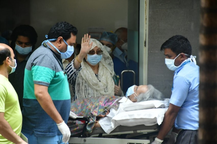इस खतरनाक बीमारी से जूझ रहे बॉलीवुड के दिग्गज एक्टर दिलीप कुमार