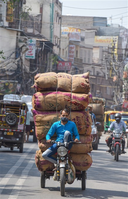 Unlock Process Begins In Delhi With 50% Capacity