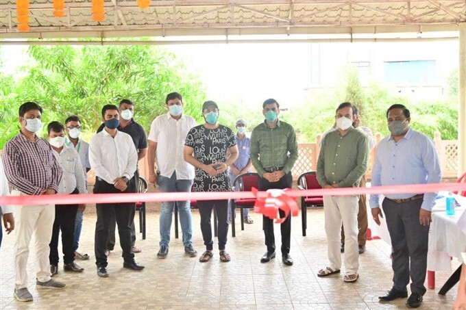 Odia Actor Sabyasachi Launches Odisha's First Free Oxygen Shelter