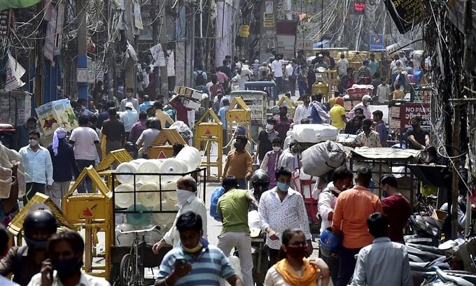 Unlocking: COVID-19 Lockdown Eased In Delhi
