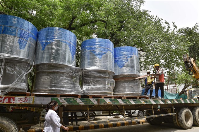 Construction Of Smog Tower To Help In Curbing Air Pollution In New Delhi
