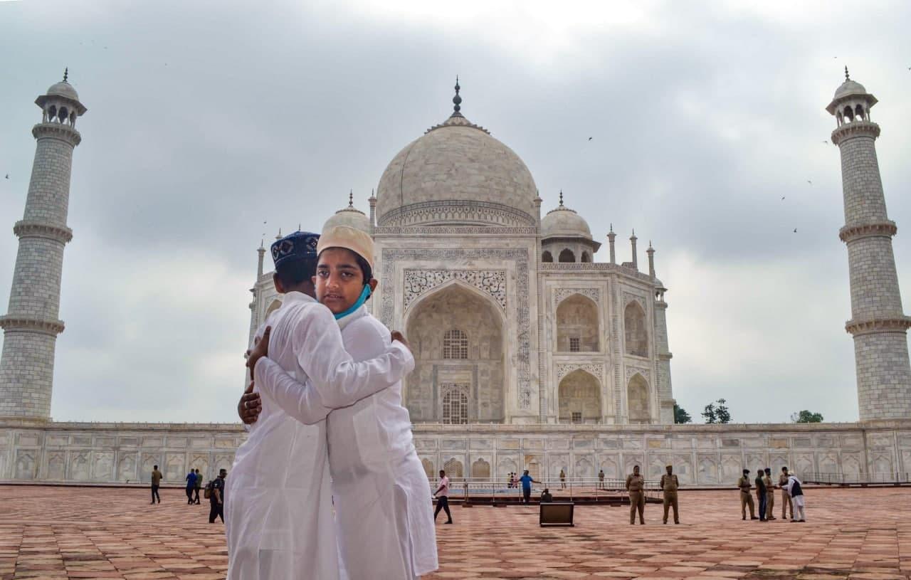 বুধবার ভারত জুড়ে উদযাপিত হল ইদ-অল-আদাহ