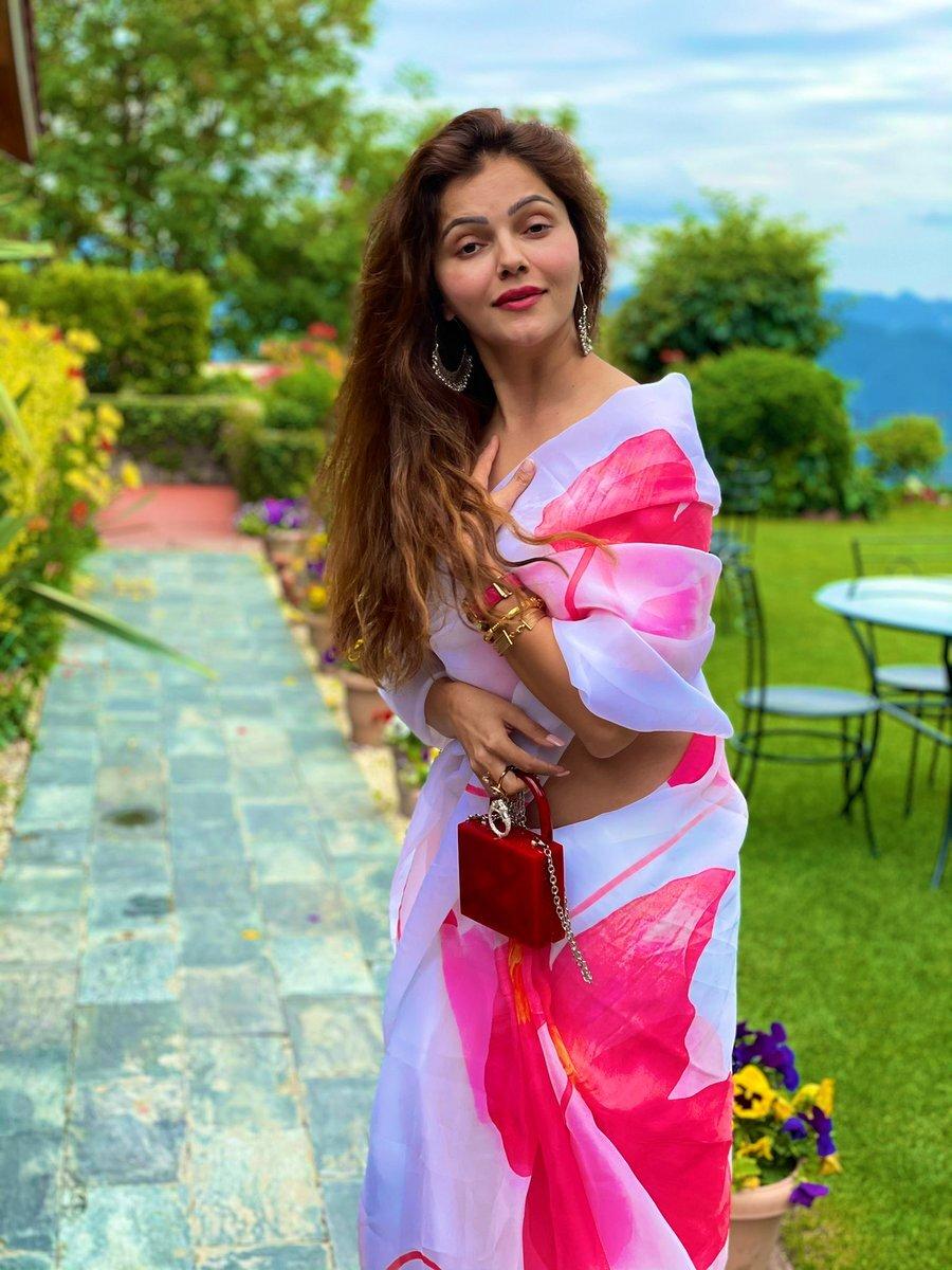 പുത്തന് ഫോട്ടോ ഷൂട്ടുമായി ബിഗ് ബോസ് താരം റുബീന: ഏറ്റെടുത്ത് ആരാധകര്