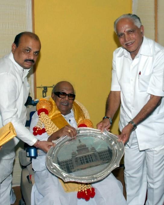 ಚಿತ್ರಗಳು: ನೂತನ ಸಿಎಂ ಬಸವರಾಜ ಬೊಮ್ಮಾಯಿಯವರ ಹಳೆಯ ನೆನಪುಗಳು
