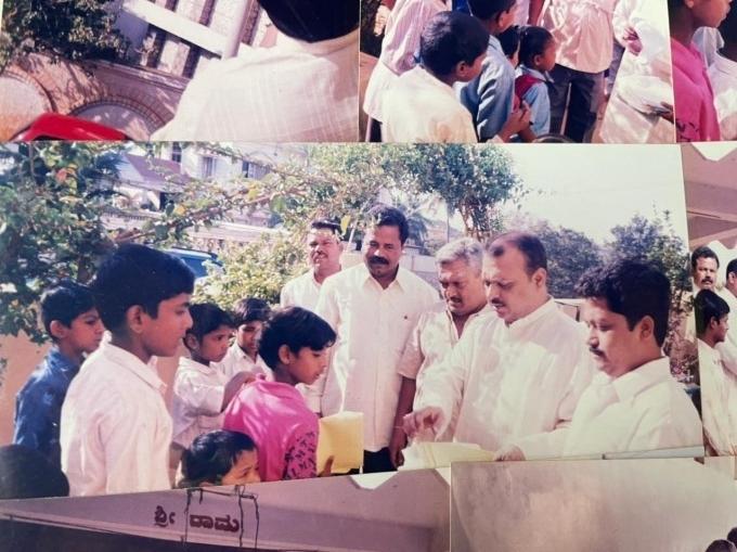 Rare Photos Of Basavaraj Bommai