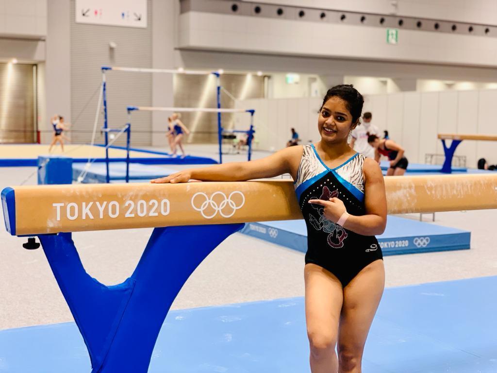 Tokyo olympics 2020: ఒలింపిక్ గ్రామంలో భారత బృందం..ఆల్ ది బెస్ట్ చెప్పేద్దాం..!!