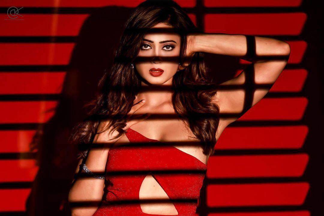 40 साल की श्वेता तिवारी ने रेड सेक्सी स्लिट ड्रेस में करवाया बोल्ड फोटो शूट, ढाया कहर