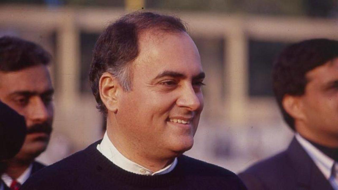 ராஜீவ் காந்தியின் 77வது பிறந்த நாள் இன்று!
