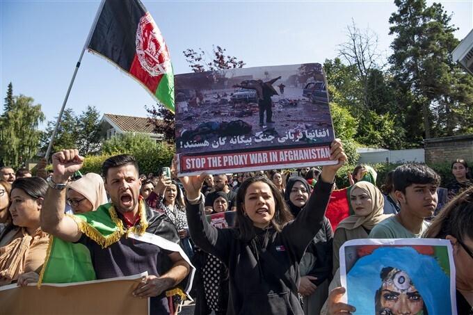 तालिबान के खिलाफ प्रदर्शन तेज, जानिए इस वक्त कैसे हैं अफगानिस्तान के हालात