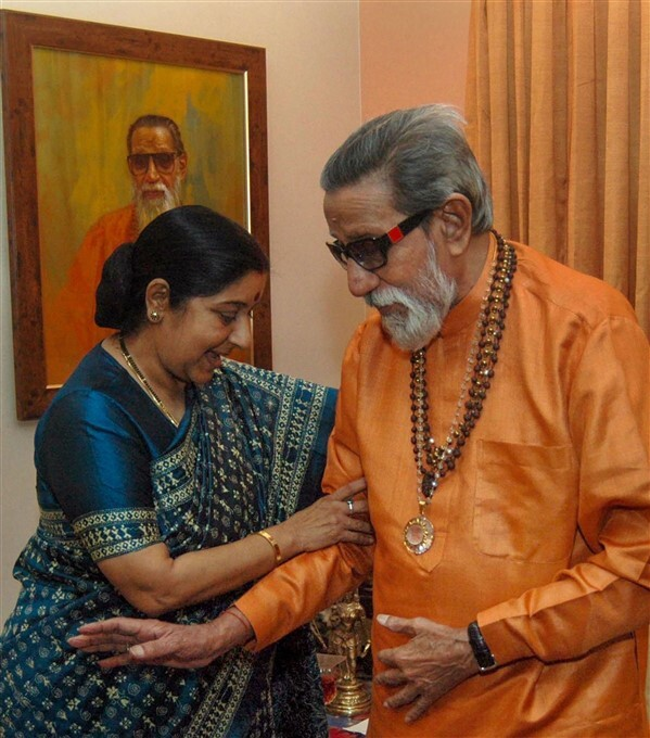 Rare Photos Of Sushma Swaraj